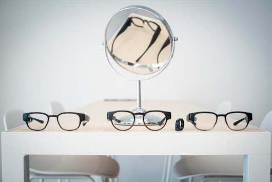 Thalmic Labs launches smart eyeglasses called Focals | TheRecord.com