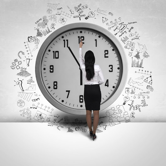 "Ellevate Network on Twitter: ""5 Time Management Tips That Will Boost Your Career - Forbes  """