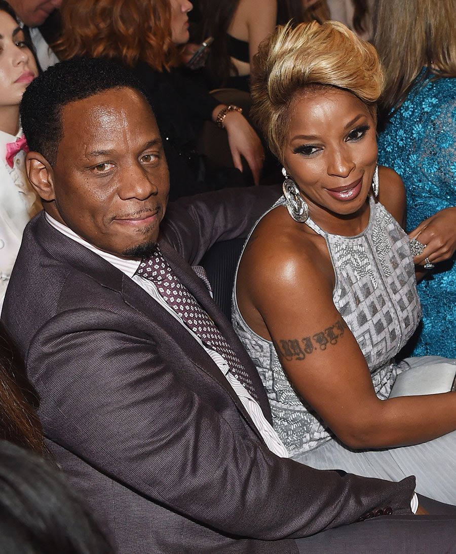 Mary J Blige's Ex Kendu Isaacs Needs More Support Cash