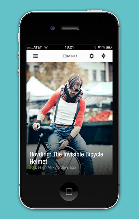 Feedly. Get smarter.