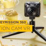 Nikon KeyMission 360: Action Cam per video a 360 - Fotografia Moderna