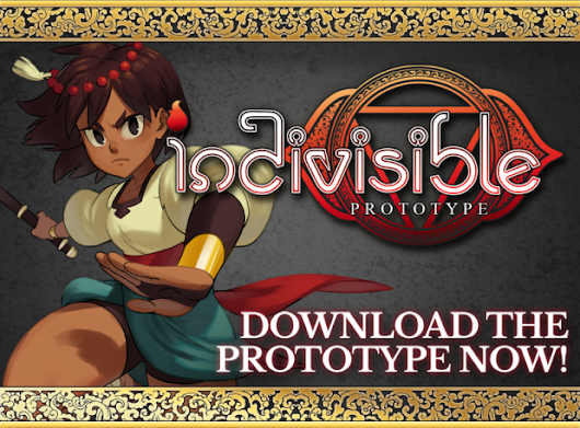 CLICK HERE to support Indivisible - RPG from the Creators of Skullgirls
