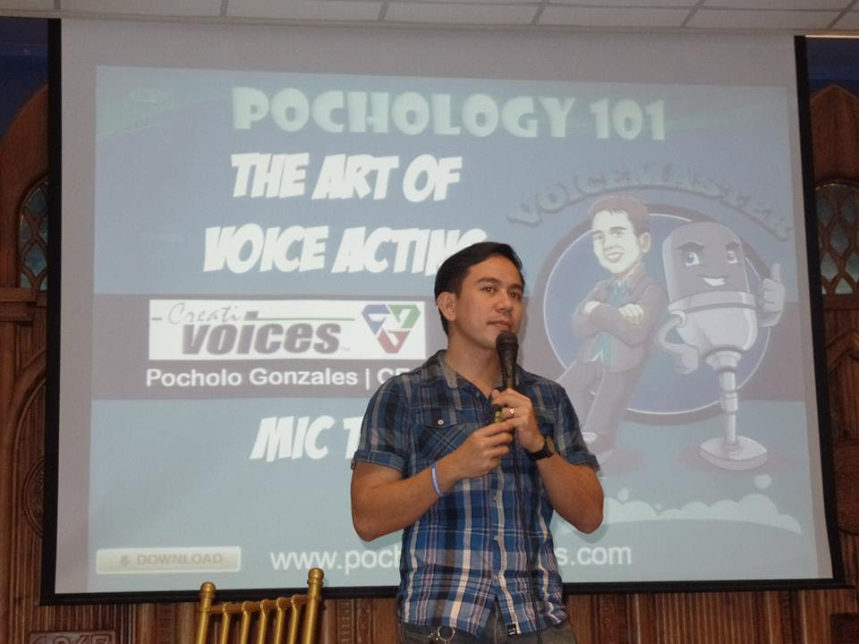 Voice Acting for Animation Talk