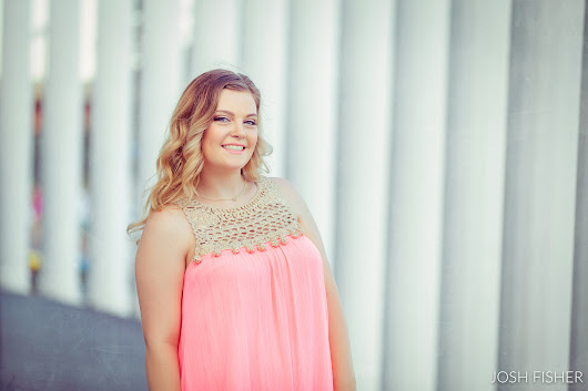 Meagan | Westmoore Senior Portrait Photographer in Oklahoma - Oklahoma Photographer for Weddings and Senior Portraits - Josh Fisher