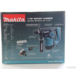 Makita HR2811FX 1-1/8 Inch Rotary Hammer SDS-Plus 3-Mode w/ Grinder
