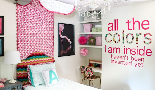 DIY Custom Wall Decals That Will Make You Swoon! | Designer Trapped