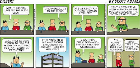 Dilbert Comic Strip on 2015-12-20 | Dilbert by Scott Adams