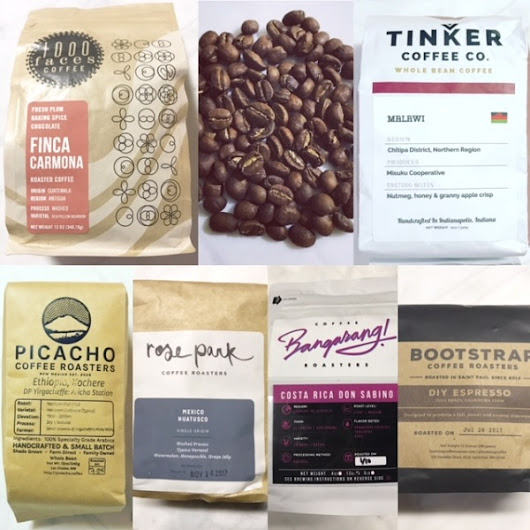 Best Coffees in the World - 2017