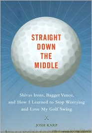 Straight Down the Middle book cover