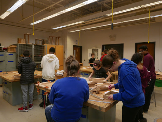 STEM and manufacturing career exploration expands to middle schools