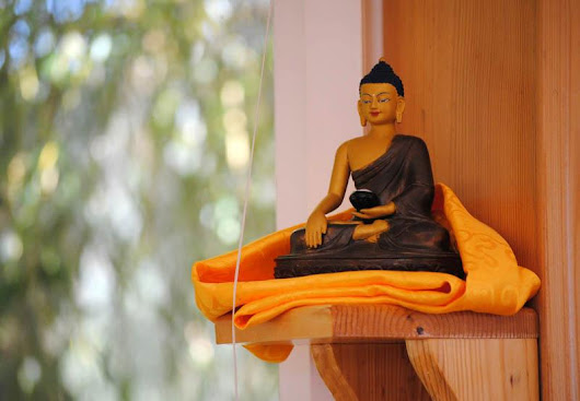 Ask a Buddhist: What has Buddhism Done for You?