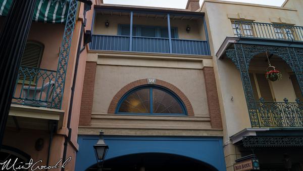Disneyland Resort, Disneyland Resort, Disneyland, New Orleans Square, Rooftop, Club 33, Refurbishment, Refurbish, Refurb
