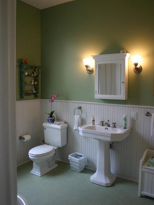 Linoleum Bathroom Home Design Ideas, Renovations & Photos