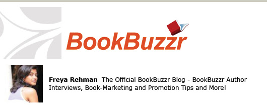 freya rehman book buzzr book marketing self-publishing