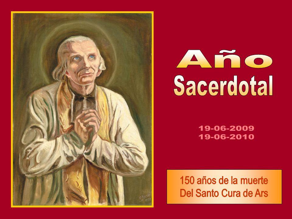 Resultado de imagen de año santo sacerdotal