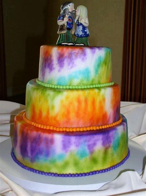 Hippie wedding cakes   idea in 2017   Bella wedding