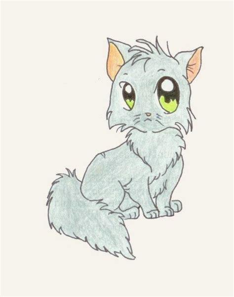 catanime cute anime cat drawing cat animae