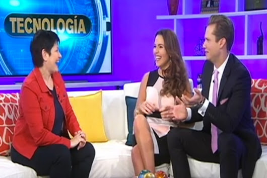 Rosa Alonso Telemundo: Love apps not just for Valentine's Rosa Alonso Digital