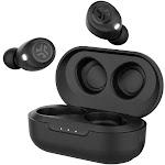 JLab Audio - JBuds Air True Wireless Earbud Headphones - Black
