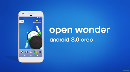 "Android 8.0 Oreo will be uploaded to AOSP today, updates for Pixels and Nexuses will roll out ""soon"""