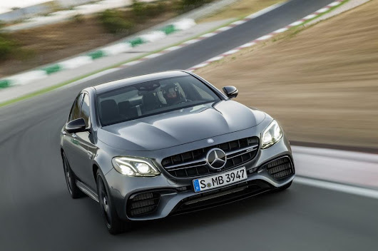 Mercedes AMG E63 S 2017 review: The 612bhp super-saloon that that'll hit 155mph but costs under £100,000