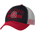 NCSU NC State Wolfpack Adidas Trucker Hat
