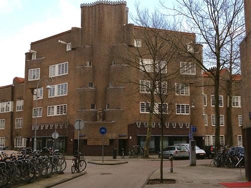 Amsterdam De Dageraad 2