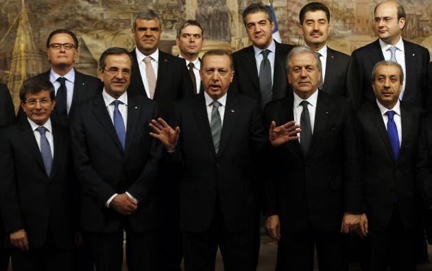 Μισώ τους Έλληνες και τους Αρμένιους είπε ο Ερντογάν.