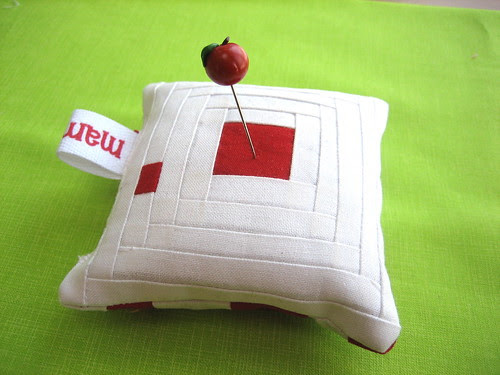 Simple Pincushion - Front