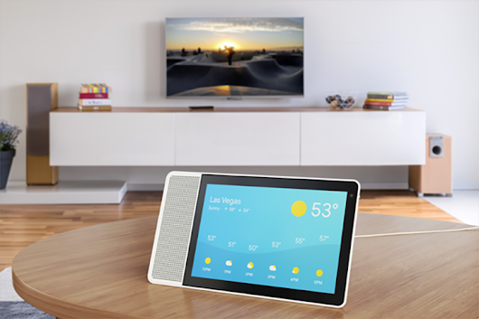 Lenovo shows off the first Google Assistant smart display, will go on sale this summer