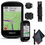 Garmin Edge 830 Sensor Bundle, Performance Touchscreen GPS Cycling/Bike Computer with Mapping, Dynamic Performance Monit