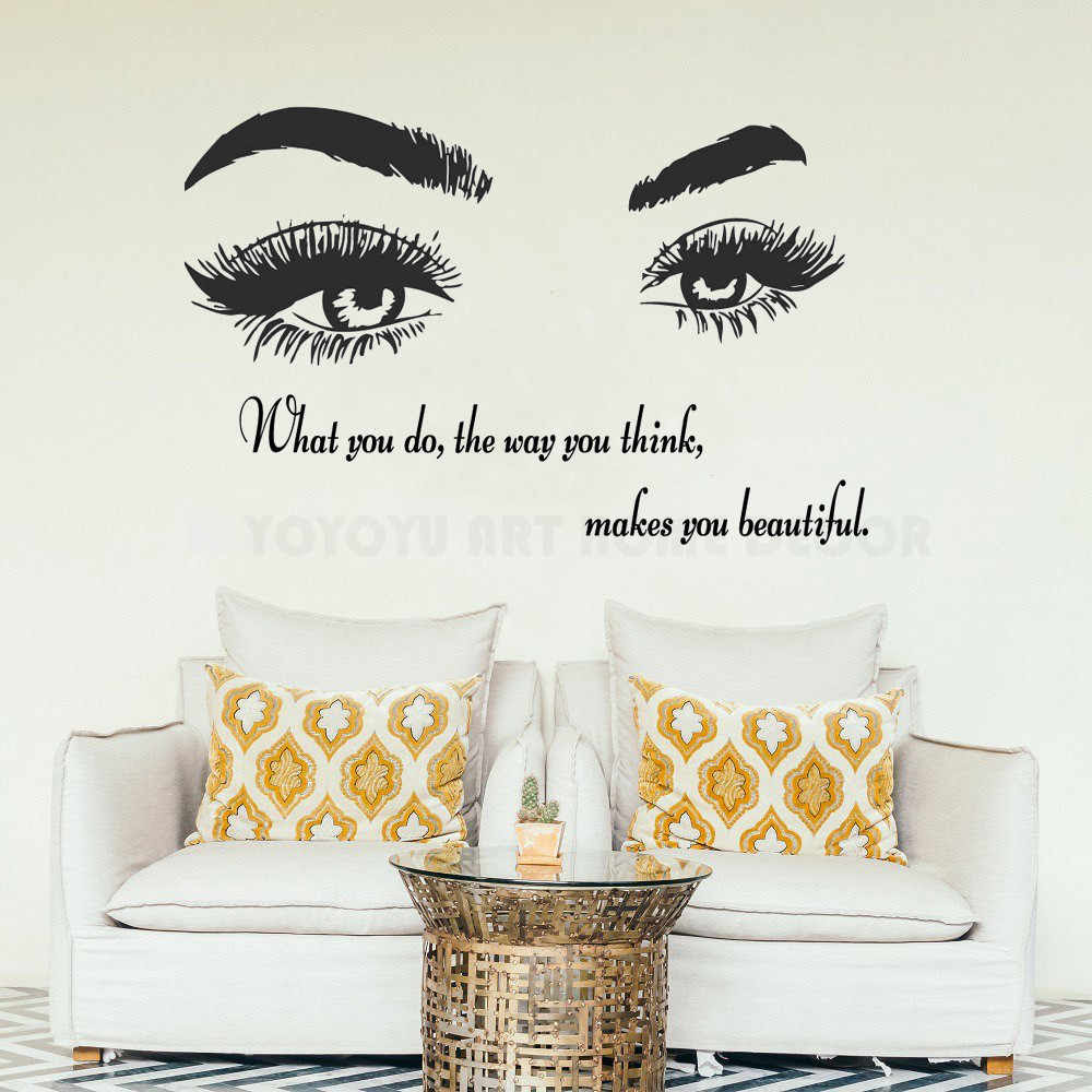 Detail Feedback Questions About Ebay Hot Selling Wall Decal Quote