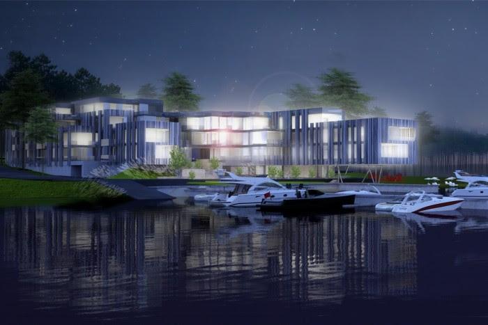 Realizējot daudzdzīvokļu projektu «Pērle» un «iebūvējoties» Mazajā Baltezerā, tiks izveidota brīva piekļuve ezeram tauvas joslā - zem dzīvojamās ēkas pārkares gar ezera krastu paredzēta brīva pārvietošanās, tāpat tiks izveidota sabiedriskā pludmale un neliela kafejnīca vai restorāns.
