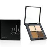 Glo Skin Beauty - Brow Quad - #Brown - 4.15g-0.14oz