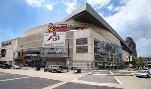 Cleveland's Quicken Loans Arena to Undergo Future Renovations