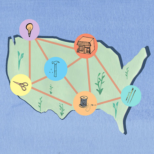 The Field Guide to Maker Spaces In All 50 States - Front + Main