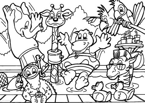 animal coloring pages  adults bestofcoloringcom