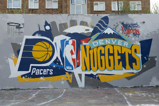 Denver Nuggets and Indiana Pacers to play seventh regular-season NBA Game in London