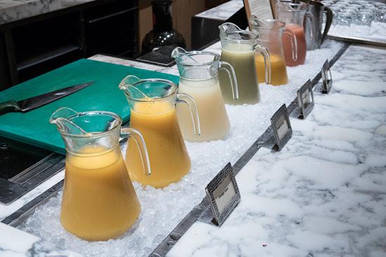 Ocean Grand Room Mandarin Oriental Singapore Breakfast Melt the World Cafe
