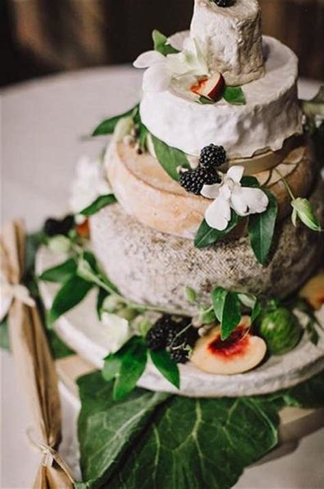 "Cheese Wheel Cakes   original Tagged ""unique wedding cake"