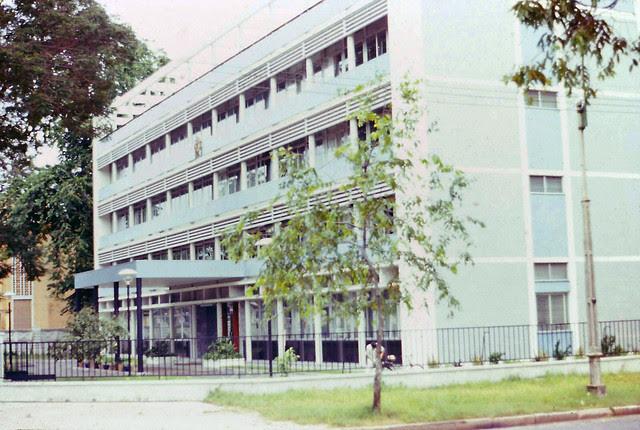 Saigon 1964 - British Embassy Embassy