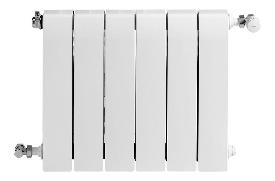 Aire acondicionado split radiadores de aluminio roca dubal 60 for Radiadores roca modelos