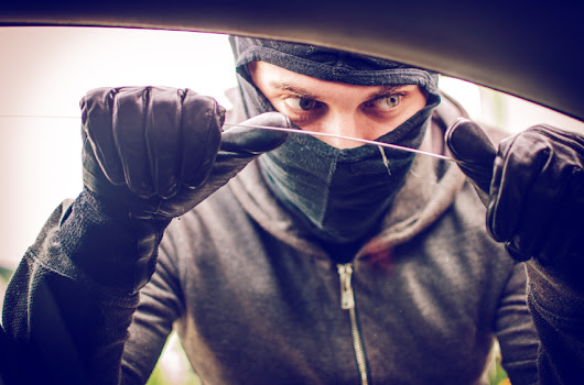 10 most frequently stolen vehicles