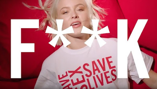 Durex Urges Customers To 'Have Sex & Save Lives' In World AIDS Day Campaign - DesignTAXI.com