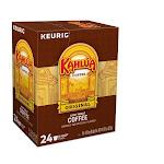 Keurig 6016692 Kahlua Light Roast Coffee K-Cups Pack of 24
