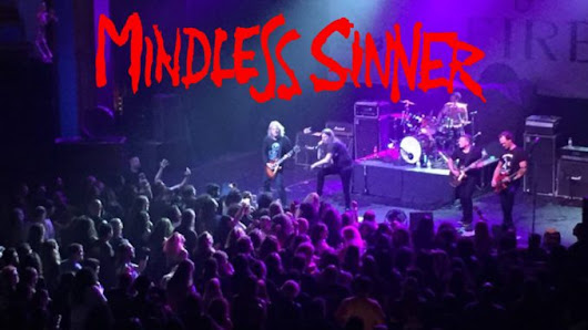 Heavy Metal ROCKERS Mindless Sinner catches up with Rock Titan from Sweden - Rock Titan Entertainment