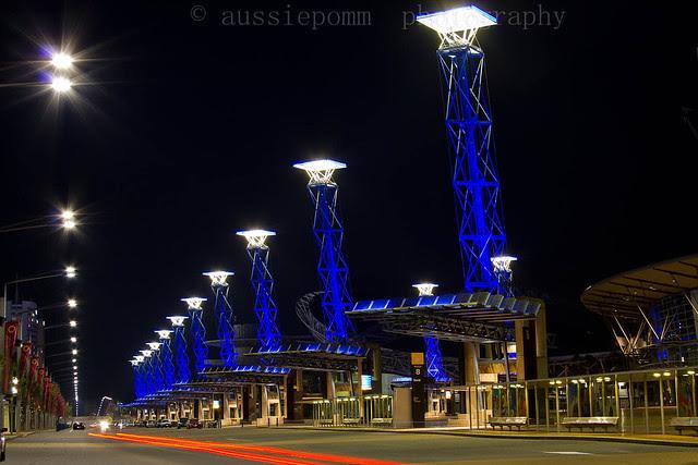 Olympic Boulevard - Sydney olympic Park