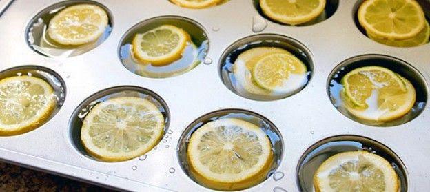 Hielos limonados