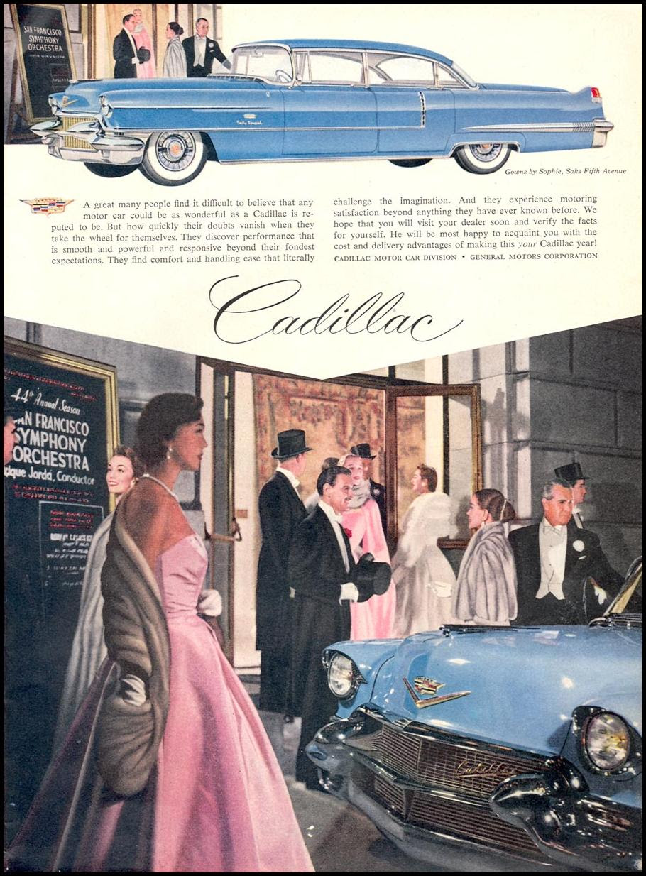CADILLAC AUTOMOBILES TIME 09/17/1956 p. 37