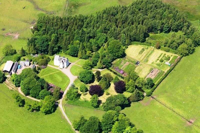 Tullibole Castle Castle, Wedding Venues Scotland